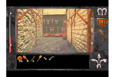 Asmodeus - Czech adventure game mixed with dungeon (1997 ...