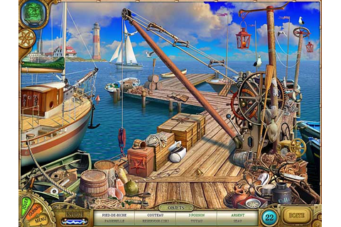 Nemo's Secret: Le Nautilus > jeu iPad, iPhone, Android et ...