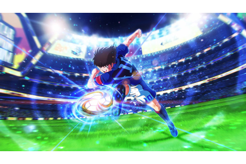 CAPTAIN TSUBASA: RISE OF NEW CHAMPIONS Gameplay ...