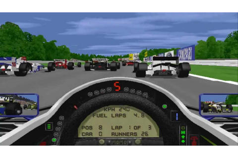 GRAND PRIX 2 MICRO PROSE PC - YouTube