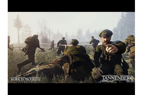 TANNENBERG - Official Reveal Trailer | Upcoming World War ...