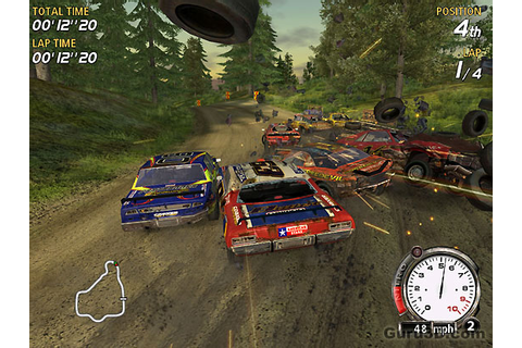 Flatout game review - Page 2