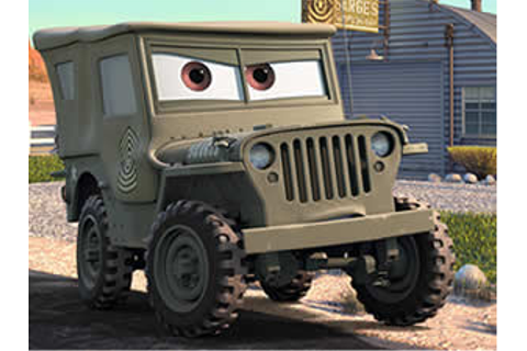 Sarge Cars Puzzle - Kids Games - Play Free Online Games ...