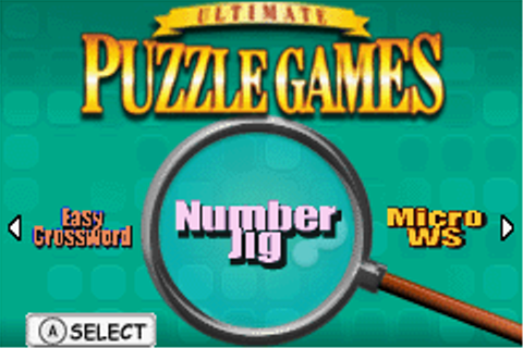 Ultimate Puzzle Games (U)(Trashman) ROM