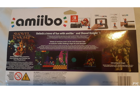 En bref : Dragon Quest XII, amiibo Shovel Knight, Untitled ...