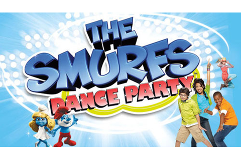 Smurfs Dance Party - Game On Party