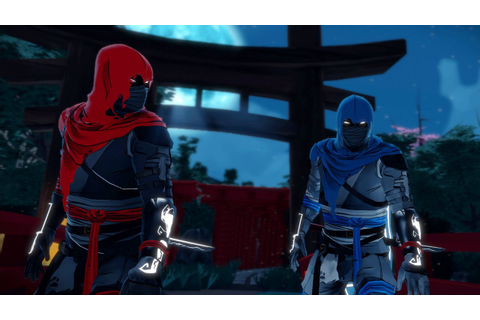 Aragami - Online co-op multiplayer gameplay | PC, PS4 ...