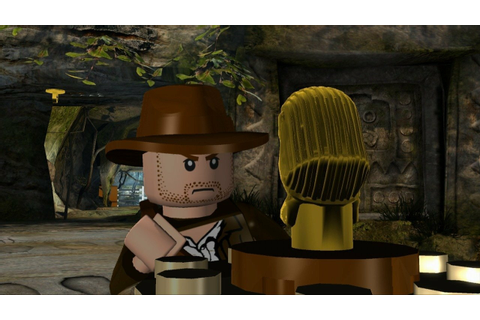 LEGO Indiana Jones La Trilogie Originale - Playstation 2 ...