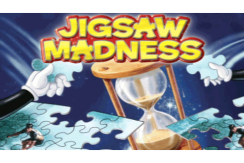 CGR Undertow - JIGSAW MADNESS review for PlayStation - YouTube