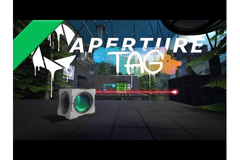 Portal 2 Aperture Tag The Paint Gun Testing Initiative Co ...
