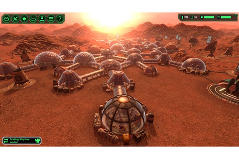Steam's Latest Hit Is A Tough-As-Nails Mars Base Building Game