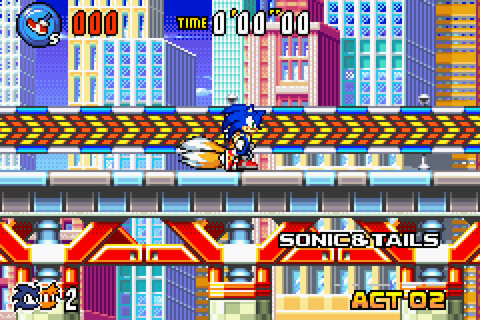 Sonic Advance 3 Download Game | GameFabrique
