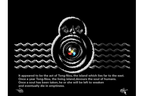 Eastern Mind: The Lost Souls of Tong Nou on Qwant Games