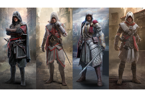 Ubisoft - Assassin's Creed Identity