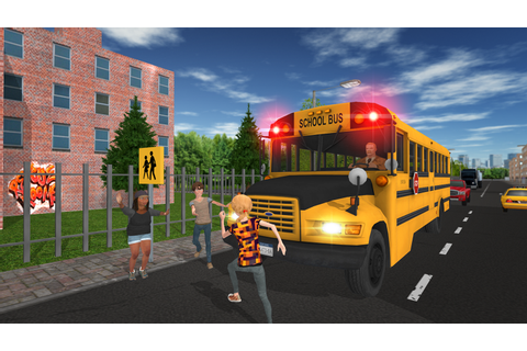 School Bus Game - Android Apps on Google Play