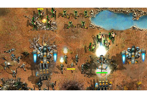 Free-to-play Command & Conquer: Tiberium Alliances now ...