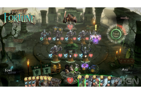 Fable Fortune Card Game Coming From Ex-Lionhead Devs | USgamer