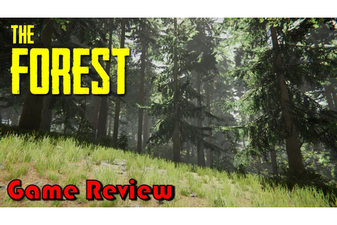 The Forest | Game Review - YouTube