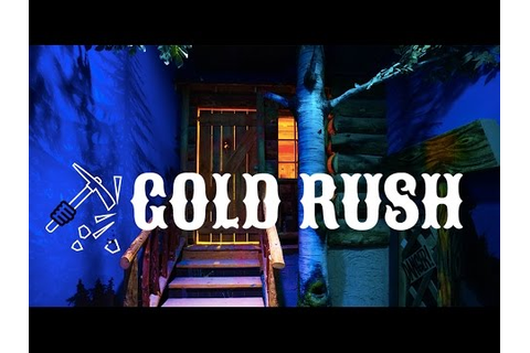 Gold Rush (Behind The Scenes With The Game Team) - YouTube