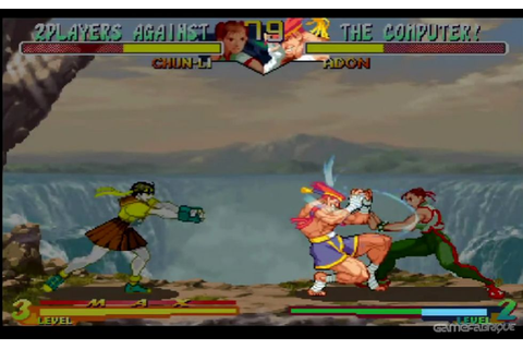 Street Fighter Alpha Anthology Download Game | GameFabrique
