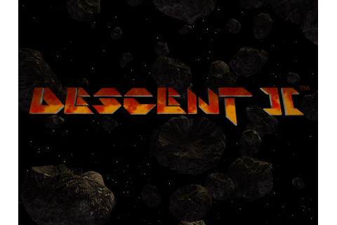 Download Descent II | DOS Games Archive