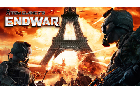 Tom Clancy's EndWar Free Download | GameTrex