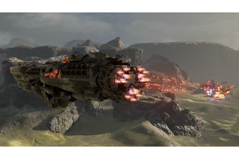 Epic Explosions Abound in Dreadnought - IGN Video