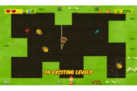 Kids Xonix Game 1.0 APK Download - Android Arcade Games