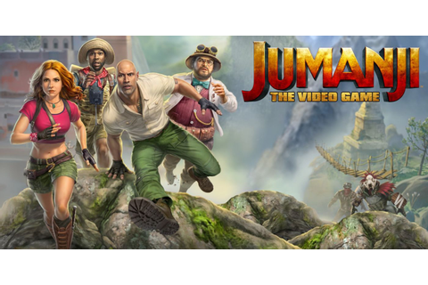 Jumanji: The Video Game Review - Another Mindless Tie-In