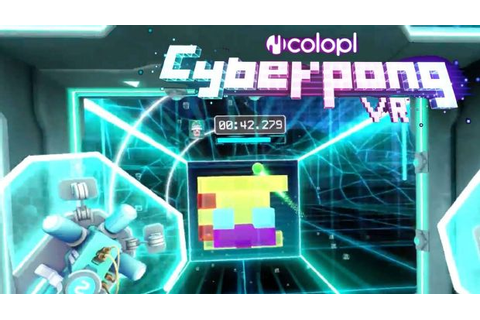 Cyberpong Free Download « IGGGAMES