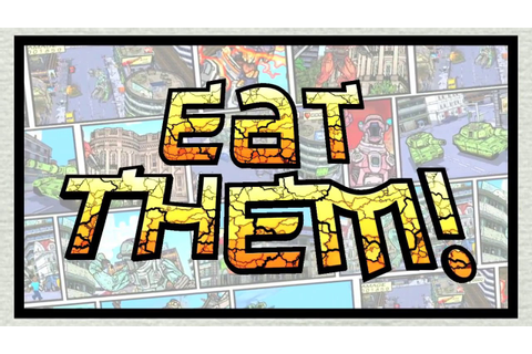 EAT THEM! - PS3 Game Trailer (2010) - YouTube