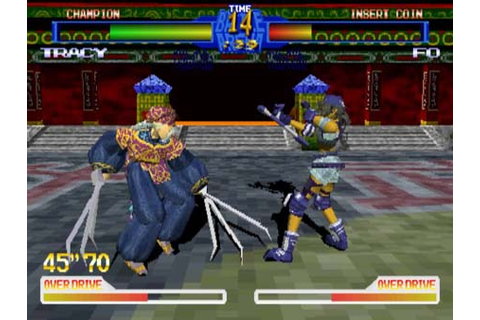 Battle Arena Toshinden 2 - TFG Review