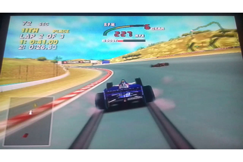 Cart Fury Championship Racing PS2 - California Raceway ...