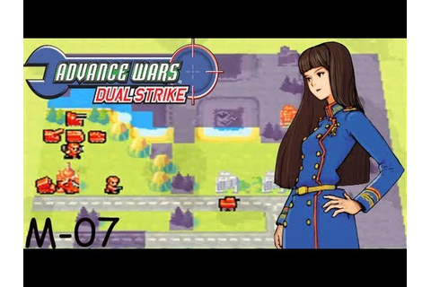 Advance Wars: Dual Strike - Mission 7 (Fog Rolls In) [S ...