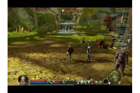 Aion: The Tower of Eternity - Gameplay 1 (Part 1/2) - YouTube
