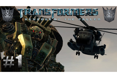 DECEPTICON TRAINING | Transformers: Revenge of the Fallen ...