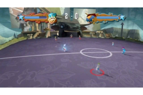 Academy of Champions: Soccer (Wii) Full match gameplay ...