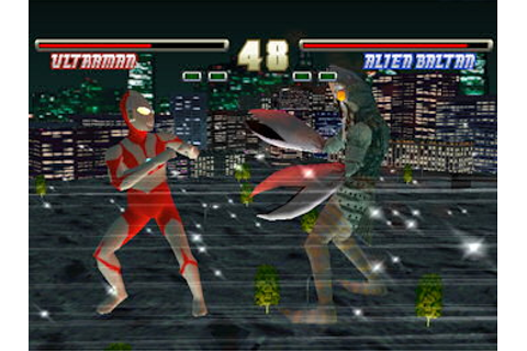 Image - Ultraman - Fighting Evolution-PSX-NTSC-JAP.jpg ...