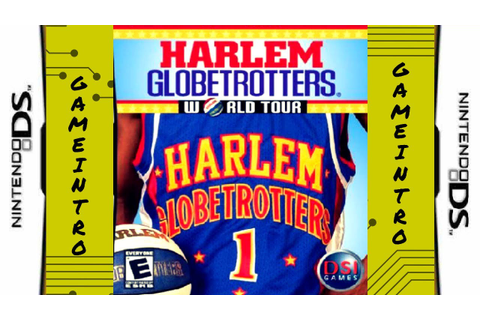 NDS | Harlem Globetrotters: World Tour | GameIntro - YouTube