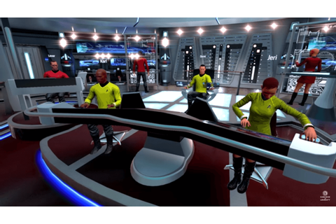 Star Trek: Bridge Crew im Test | Exit Game VR QUEST in ...