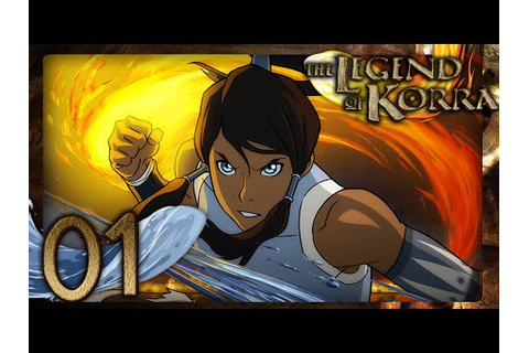 The Legend of Korra - (The Game) Chapter One: A New Era ...
