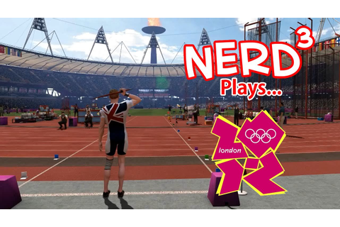 Nerd³ Plays... London 2012: The Official Video Game of the ...