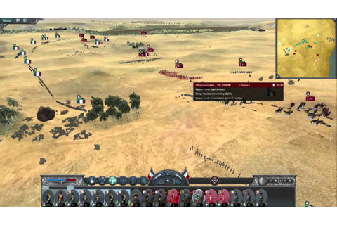 "Napoleon Total War Point_Man's Tactics Series #1 ""Flanking ..."