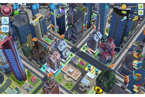 SimCity BuildIt Review - Play Games Like