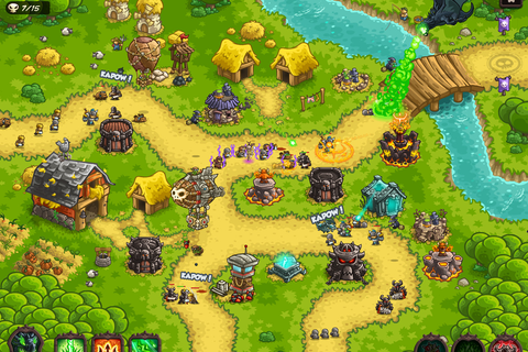 Kingdom Rush: Vengeance launches for iOS and Android next ...