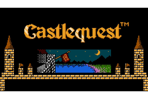 Castlequest - NES Gameplay - YouTube