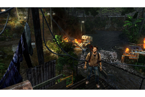 Uncharted: Golden Abyss Review - PS VITA