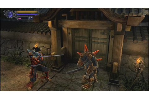 Onimusha: Warlords - More screenshots released - Nintendo ...