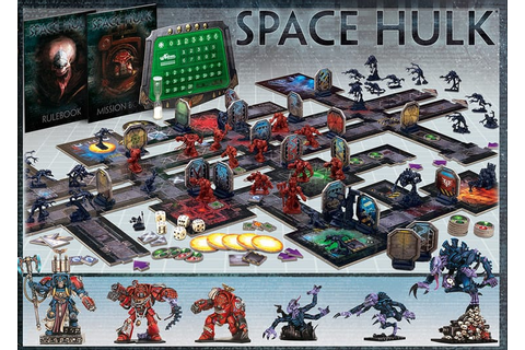 Return of the Classic - Space Hulk Is Back For The ...