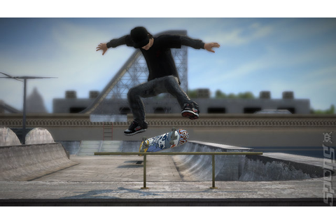 Screens: Tony Hawk's Project 8 - PSP (4 of 19)